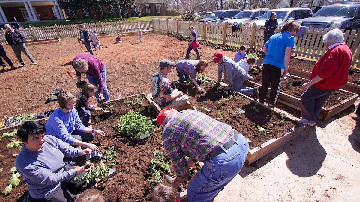 garden first baptist church