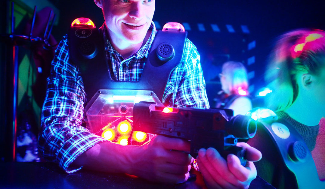 Student Laser Tag