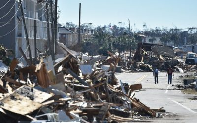 Disaster Relief Following Hurricane Michael