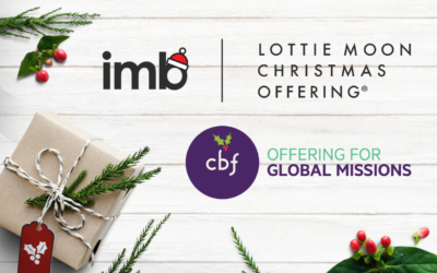 Christmas Offering 2018