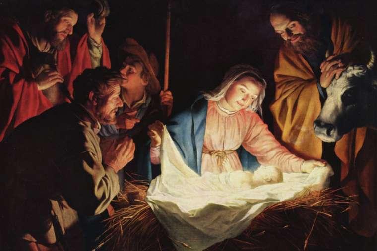 Kids Quest Choir Nativity