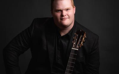 Ryan Cummings, Guitarist in Concert at FBC Griffin