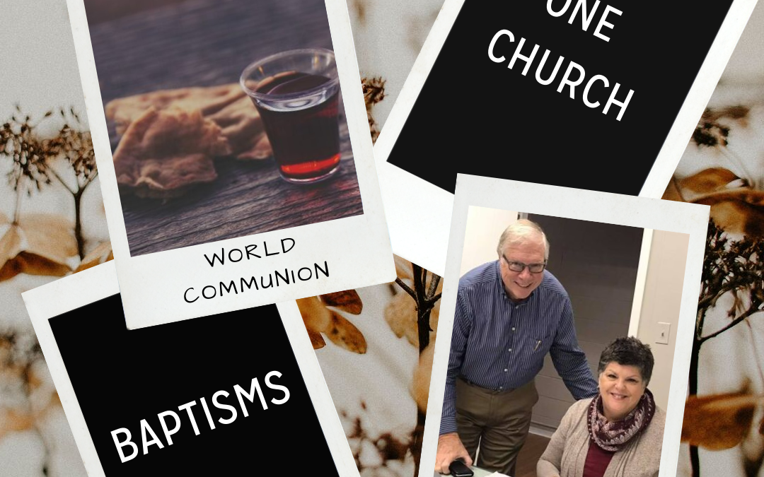 One Church and World Communion Sunday