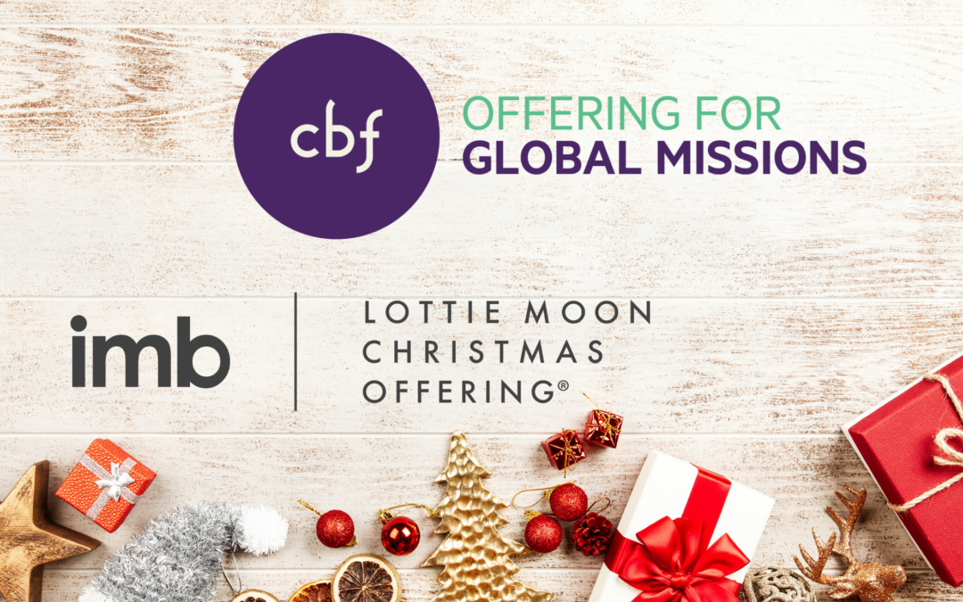Christmas Offering for Global Missions
