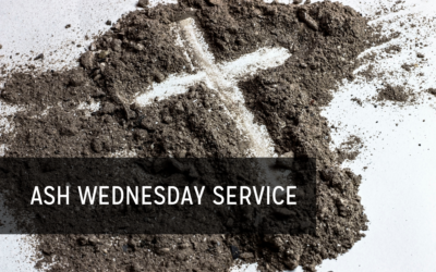 Multigenerational Ash Wednesday Service
