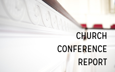 Church Conference Report