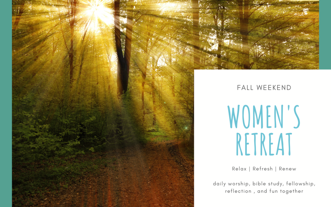 Women's Retreat!