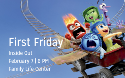 First Friday: Potluck and Movie