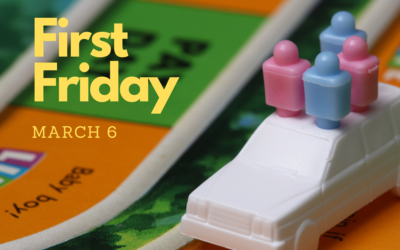 First Friday: Board/Card Game Night