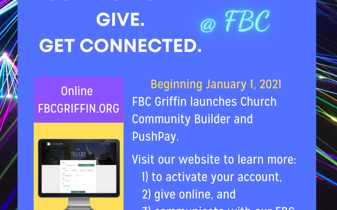 Connect with Us on Church Community Builder