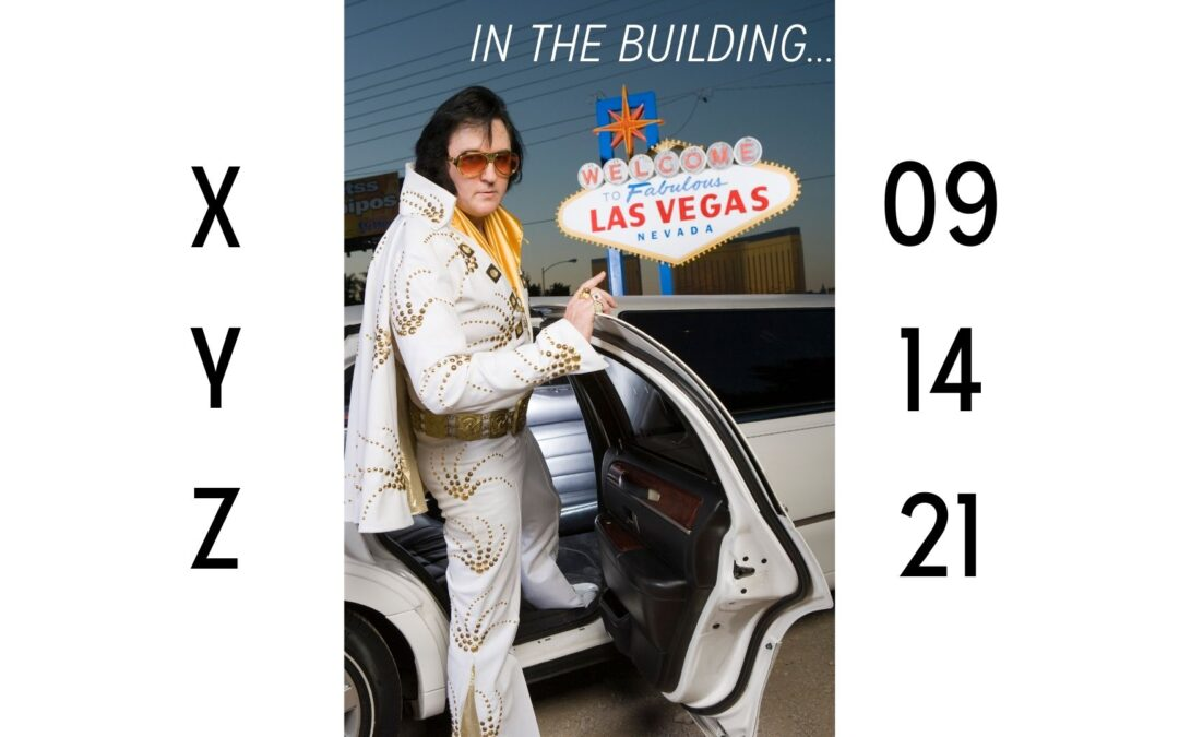 Elvis to attend XYZ