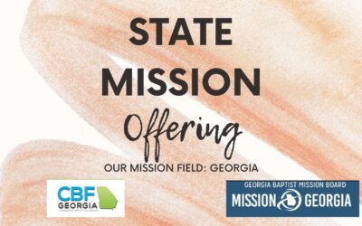 State Missions 2021