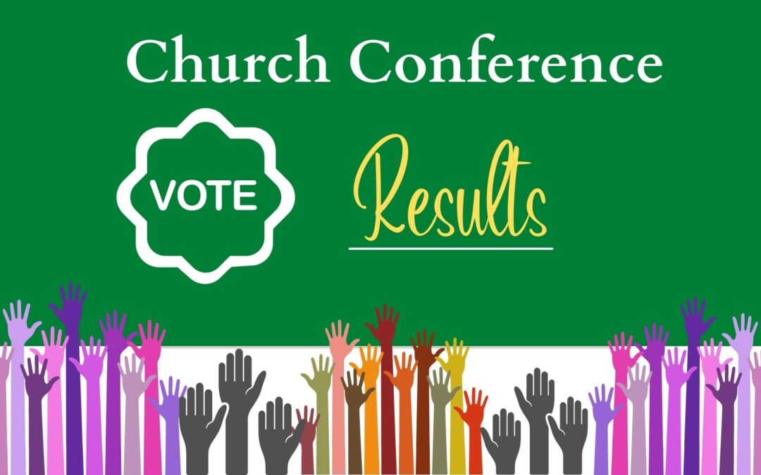 Church Conference Results